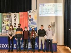 Sukces uczniów ZST