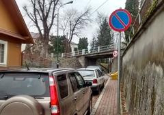 Zakaz parkowania na ul. Jagiellońskiej