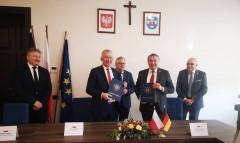 Kolejny krok wpartnerstwie polsko - niemieckim