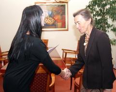 Nominacja dla Jolanty Kluz-Zawadzkiej