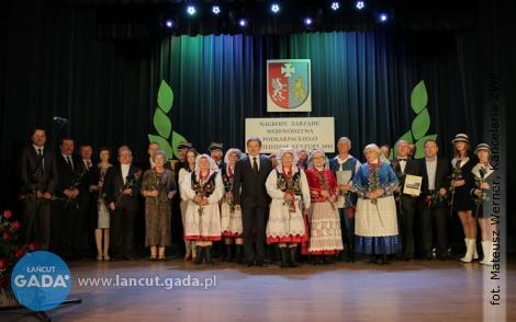 Nagroda Zarządu Województwa Podkarpackiego dla Orkiestry Dętej wWysokiej