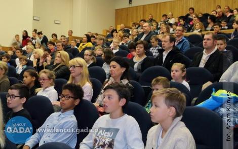 Najmłodsi studenci Uniwersytetu Rzeszowskiego rozpoczęli nowy rok nauki