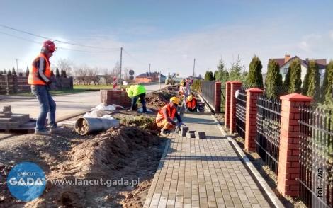Mieszkańcy Kraczkowej doczekają się chodników