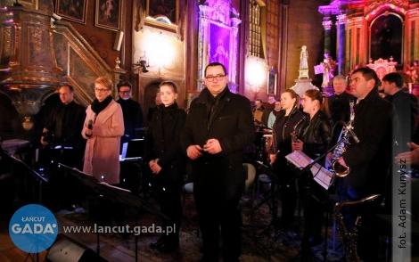 """Koncert """"Golgota 2016"""" wKrzemienicy"""