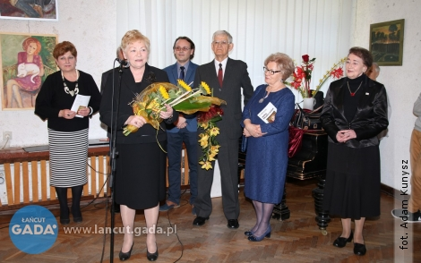 Wystawa malarstwa Janiny Haładyj-Różak