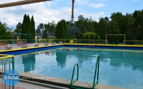 Już wtę niedzielę otwarcie basenu