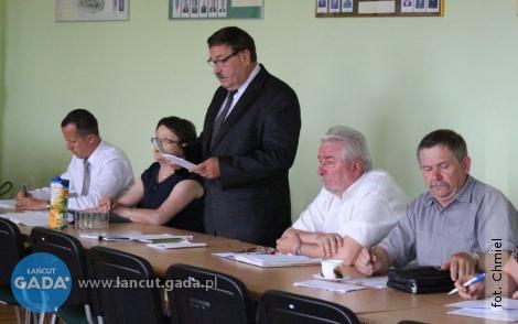 Absolutorium dla wójta gminy Żołynia