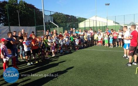 Start szkółki piłkarskiej Stali Łańcut