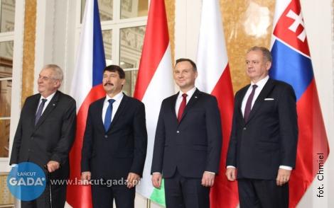 Prezydenci wŁańcucie