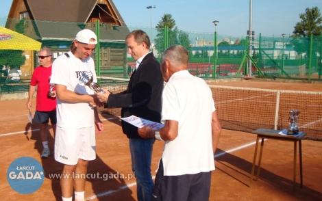 Puchar Prezydenta Przemyśla dla tenisisty zŁańcuta