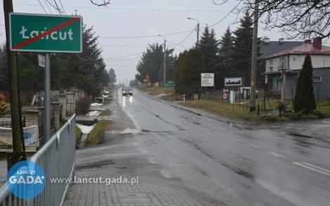Etapy przebudowy drogi nr 881