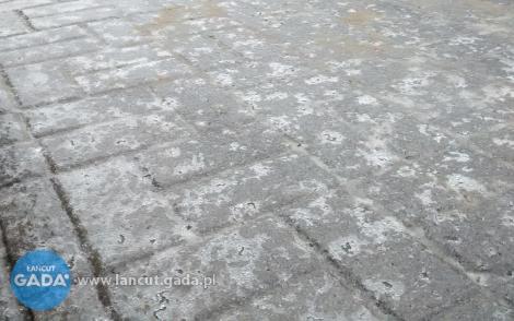 Marznące opady deszczu