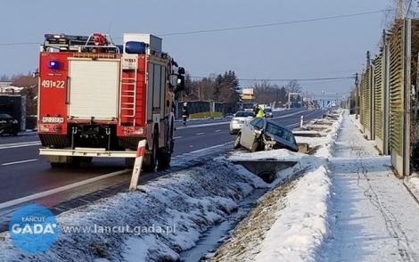 Wypadek na DK94
