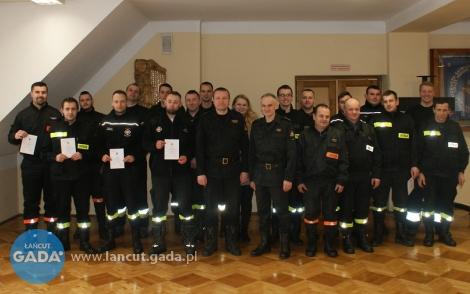 Egzaminy dowódców OSP