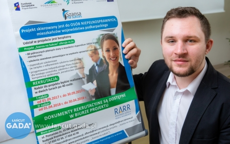 RARR zaprasza na bezpłatne szkolenia ipłatne staże