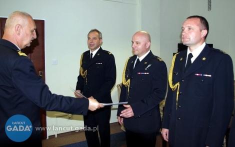 Nowy komendant straży