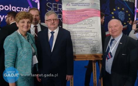 Kazimierz Gołojuch kandydatem do parlamentu UE
