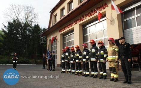 Apel zokazji Dnia Flagi Rzeczypospolitej Polskiej