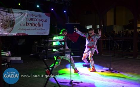 Koncert charytatywny dla Izabelki