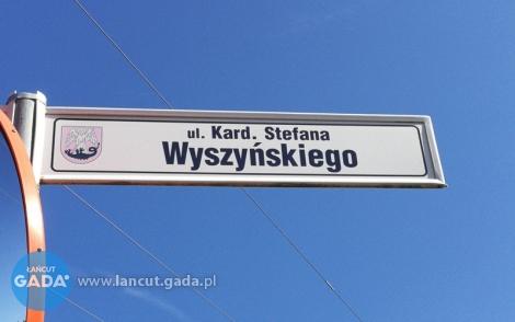 Przetarg na ul. Wyszyńskiego ogłoszony