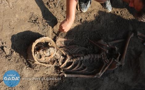 Odnaleziono szczątki żołnierza Wehrmachtu
