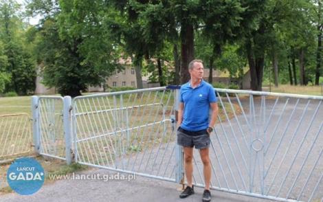 Powrót do Zschorna Pionierlager