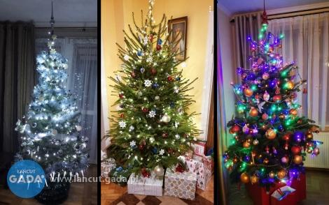 Wasze świąteczne drzewka
