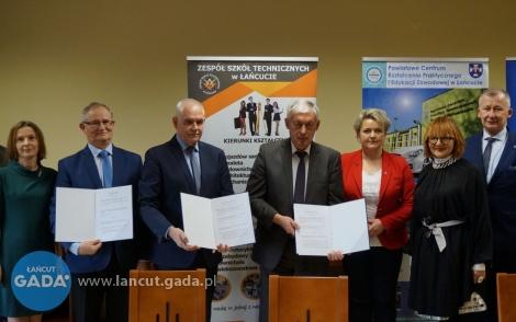 Porozumienie zPolitechniką Rzeszowską