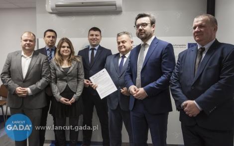 Umowa na utworzenie żłobka wKosinie podpisana