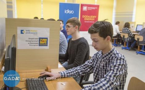 Rusza V edycja konkursu web.Master Podkarpacki