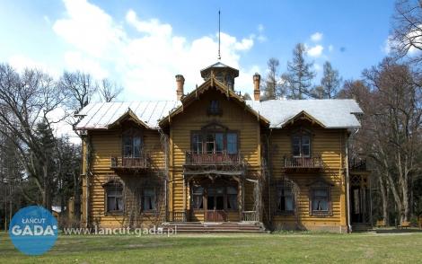 Modernizacja Pałacu wJulinie