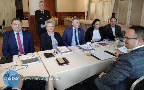 Powiat Łańcucki wGrupie Wymiany Doświadczeń