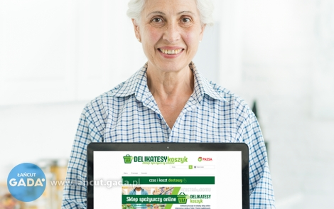 Delikatesy-koszyk.pl - zakupy bez wychodzenia zdomu
