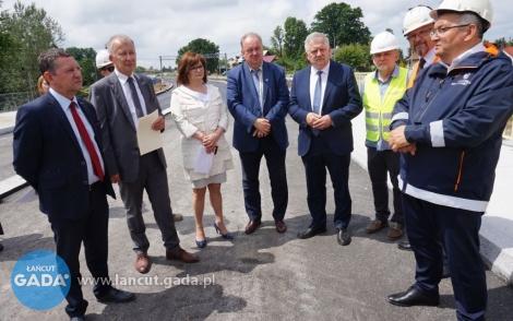 Rozwój infrastruktury drogowej na terenie powiatu łańcuckiego