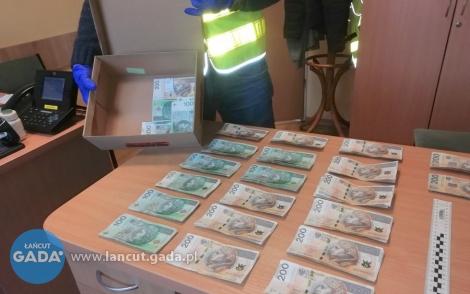 Odzyskano ponad 30 tys zł. 21-latek zatrzymany