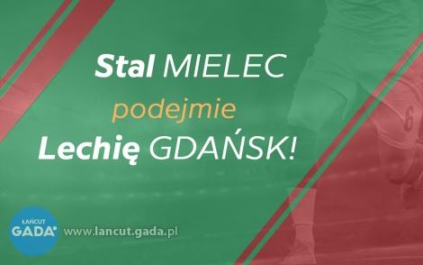 Stal Mielec podejmie Lechię Gdańsk!