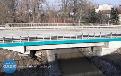 Uszkodzony most, będzie remontowany