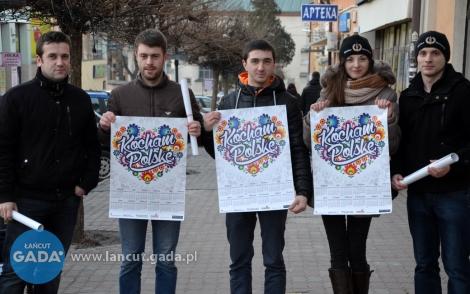 """Na Walentynki - """"Kocham Polskę"""""""
