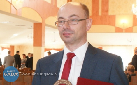 Dr Mateusz Szpytma Markowianinem Roku