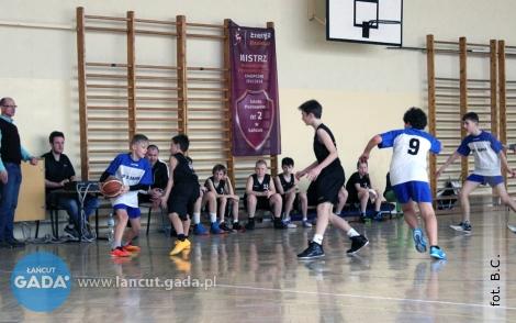 Koszykarze zŁańcuta wfinale wojewódzkim