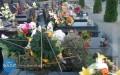 Wandalizm na cmentarzu wKosinie?