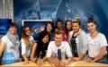 Uczniowie ZS wWysokiej zdobywają doświadczenie zawodowe wNiemczech