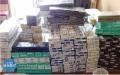Zarekwirowali ponad 2 ipół tysiąca paczek papierosów
