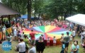 Radosna zabawa wParku Magrysia