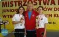 Dwa złote medale dla sióstr Blajer