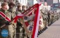 Pierwsza wtym roku przysięga żołnierzy 3.PBOT