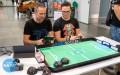 Gra RoboSoccer zpodkarpackiej platformy dla startupów ruszyła wświat