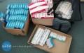 Prawie tysiąc nielegalnych paczek papierosów