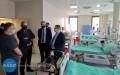 Wizyta Ministra Zdrowia wŁańcucie