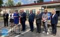 Jacek Sasin zwizytą wŁańcucie